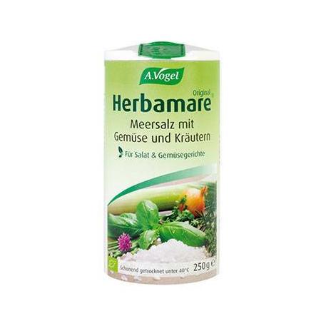 Herbamare ORIGINAL 250gr (Αρωματικό αλάτι με λαχανικά και βότανα βιολογικής καλλιέργειας)