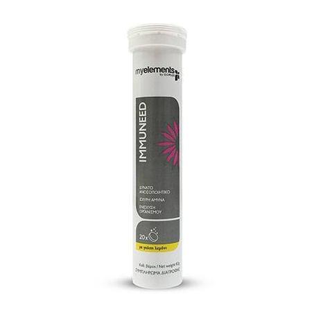 Me Immuneed Echinacea (Lemon) Ef 20s
