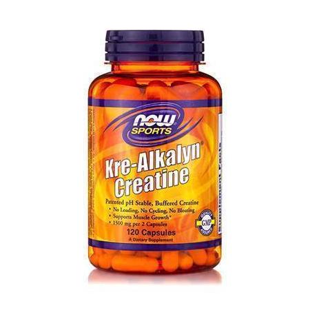 KRE-ALKALYN® CREATINE - 120 Caps