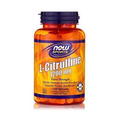 L-CITRULLINE 1200 mg - 120 Vcaps®