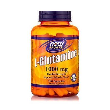 L-GLUTAMINE 1000 mg - 120 Caps