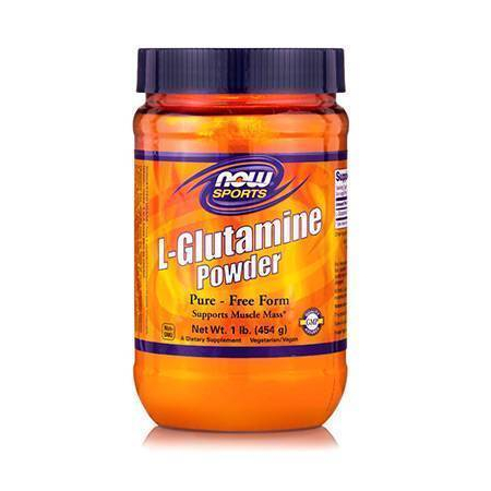 L-GLUTAMINE Pure Powder - Vegetarian 1 lb. (454 gr)