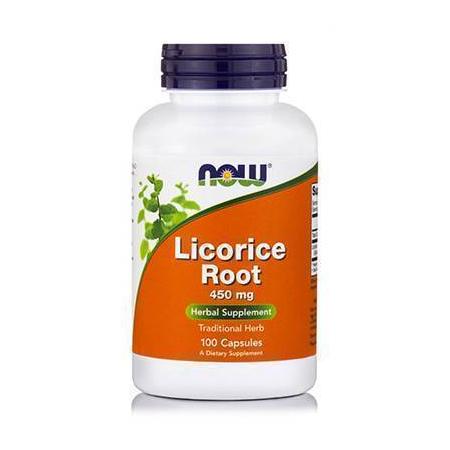 LICORICE ROOT 450 mg - 100 Caps