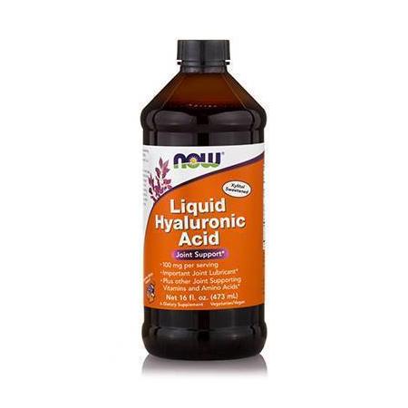 HYALOURONIC ACID LIQUID 100 mg - 16 fl. oz. (473,1 ml)