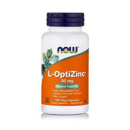L-OPTIZINC® 30 mg - 100 Capsules
