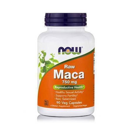 MACA 750 mg Raw - 90 Vcaps®