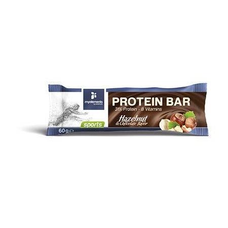 Me Sp Protein Bar Hazelnut Choco 60gr