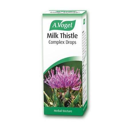 Milk Thistle 50ml (Ανανέωση ηπατικών κυττάρων_ αποτοξινωτικό_ ηπατοπροστατευτικό_ αντιμετώπιση χοληστερίνης)*
