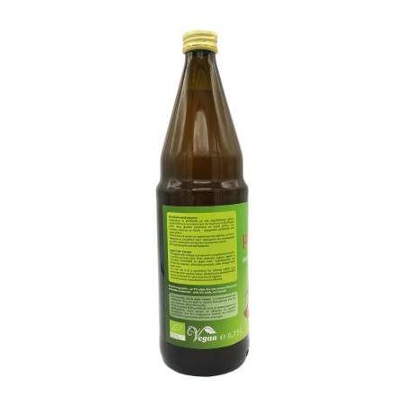 Μηλόξυδο αφιλτράριστο ( Bιολογικό ) (750ml)