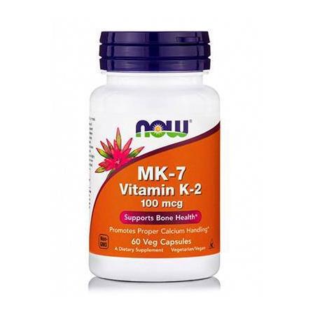 MK-7 VITAMIN K-2 100 mcg - 60 Vcaps®