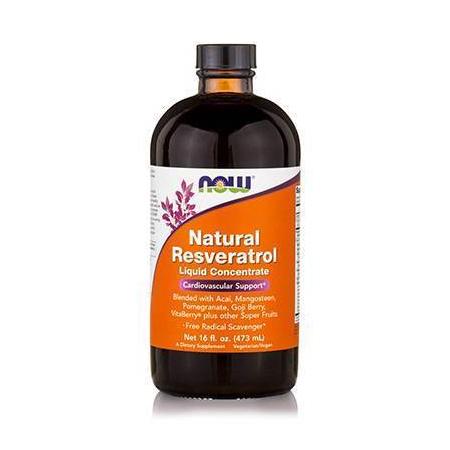 RESVERATROL LIQUID 150 mg (+ Vita Berry Plus®) - Vegetarian 16 oz (473,1 ml)