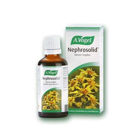 Nephrosolid 50ml (Αντισηπτικό_ αντιφλεγμονώδες του ουροποιητικού_ πέτρες στα νεφρά)
