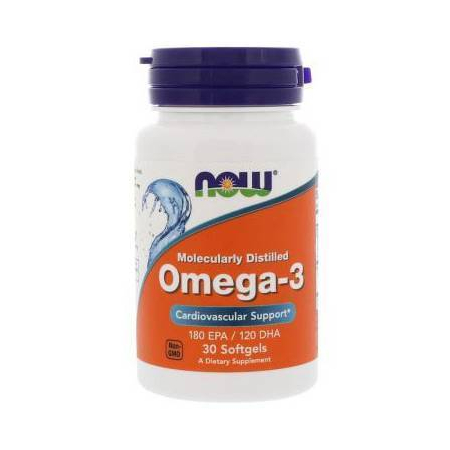 OMEGA-3 1000 mg - 30 Softgels