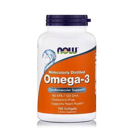 OMEGA-3 1000 mg - 100 Softgels