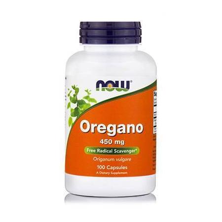 OREGANO 450 mg - 100 Caps