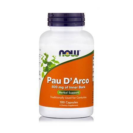 PAU D'ARCO 500 mg - 100 Caps