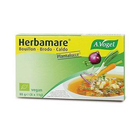 Plantaforce 8 x 11gr (Κύβοι λαχανικών για σούπες και μαγειρική)