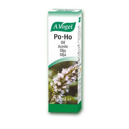 Po-Ho-Oil 10ml (Σύνθεση αιθερίων ελαίων για καταρροή_ κρυολόγημα_ πονοκέφαλο_ μπούκωμα)