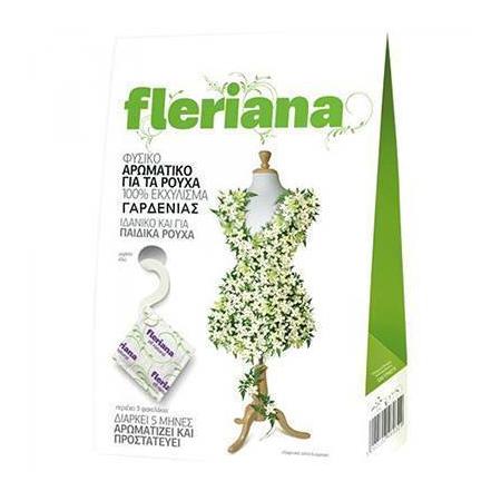 Fleriana Αρωματικό ρούχων γαρδένια 3τεμάχια