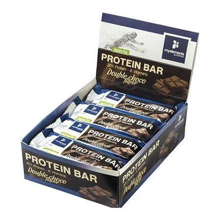 Me Sp Protein Bar Double Choco 12 x 60gr