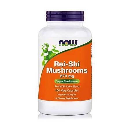 REI-SHI MUSHROOMS 270 mg - 100 Caps
