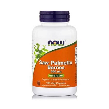 SAW PALMETTO 550 mg - 100 Caps