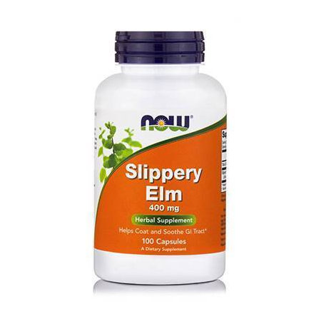 SLIPPERY ELM 400 mg - 100 Caps