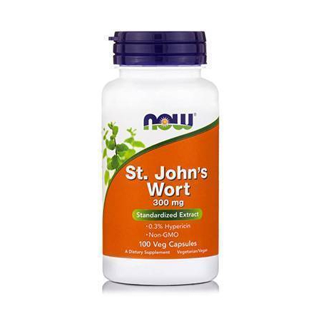 ST. JOHN'S WORT Extract 300 mg / 0,3%, 100  Vcaps®