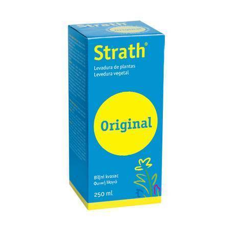 Strath Original 250ml (Συμπλήρωμα διατροφής με πλασμολυμένη φυτική μαγιά)