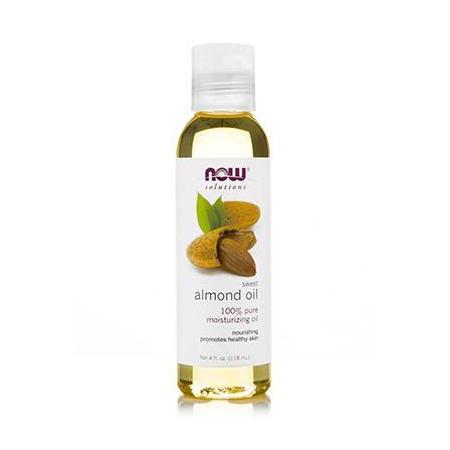 ALMOND SWEET Oil, Food-Grade - 4 oz (118,3 ml)