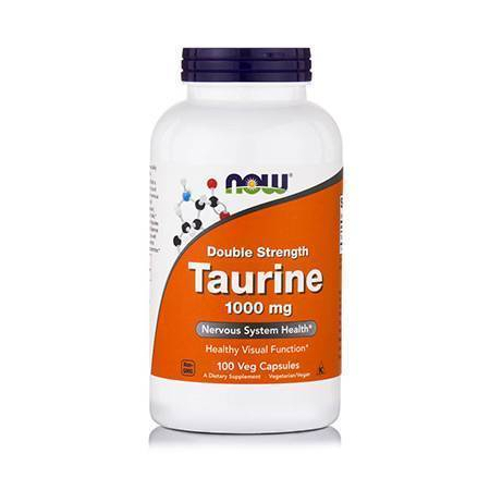 TAURINE 1000 mg (Free Form) - 100 Caps