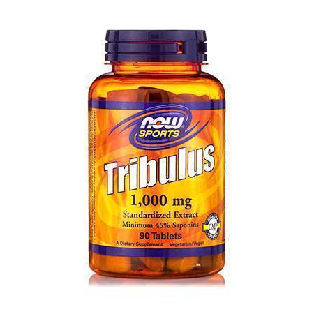 TRIBULUS 1000 mg 2X 45% Extract -  Vegetarian 90 Tabs