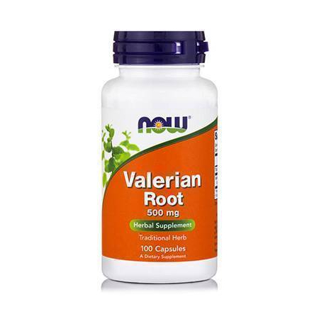 VALERIAN ROOT 500 mg - 100 Caps