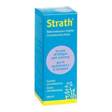 A.Vogel Strath Convalescence 100ml (Συμπλήρωμα διατροφής με πλασμολυμένη φυτική μαγιά)