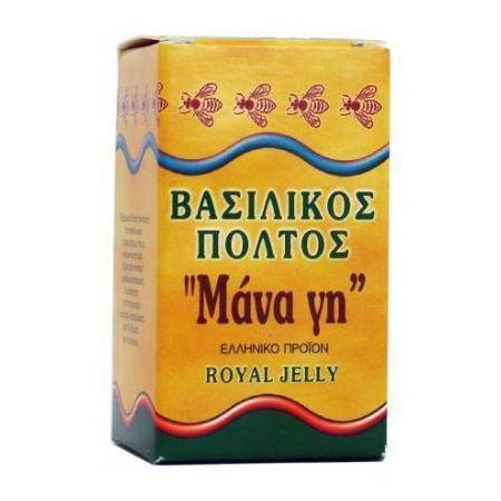 Βασιλικός πολτός Ελληνικός Μάνα Γή (10g)