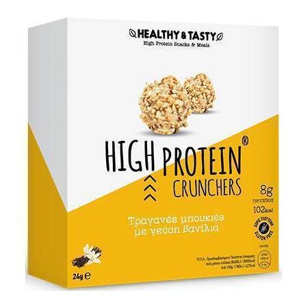 Power Health High Protein Crunchers Vanilla 24g